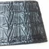 Калъф за волан с конец, черен цвят ефектна кожа  38х11 см с код ВМ 13