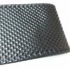 Калъф за волан с конец, черен цвят ефектна кожа  38х11 см с код ВМ 10