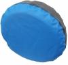 Двуцветен синьо и черно, калъф за резервна гума Диаметър 67 см., за 15 цола код КМ 955
