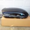 Италиански Автобокс 320 Литра 50 кг Кутия Багажник Куфар На Покрива  С Код АО 70