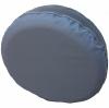 Изработка С Ваш Размер На Двуцветен Сиво И Черно Калъф За Резервна Гума 15 16 17 Цола С Код КМ 827