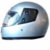 Каска Шлем За Мотор Мотоциклет Размер М 57-58 См С Код  МО 294