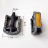 Пластмаса С Гума Педали За Колелета Велосипеди С Код ПЕ 32