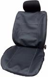 Единичка кожена тапицерия, калъф за авто седалка КОД K 218