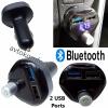 Хендс Фри За Автомобил USB Зарядно Трансмитер Блутут Bluetooth С Код С 786