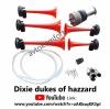 Dixie Duke Of Hazzard Тромба Петица Въздушна С Мелодия Дикси Саун Дюк Оф Хазард С Пет Фунии С Код АВ 110
