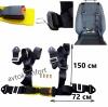 4 Точков Черен Автомобилен Състезателен Колан С Код СЕ 499