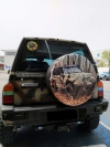 Изработка на калъф за резервна гума със снимка или графика по желание на клиента код КМ 70